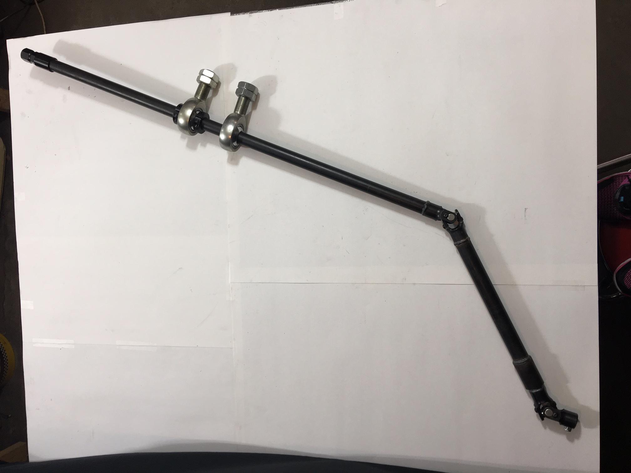 1 inch Steering Column